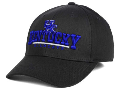Kentucky Wildcats Top of the World NCAA Charcoal Teamwork Snapback Cap