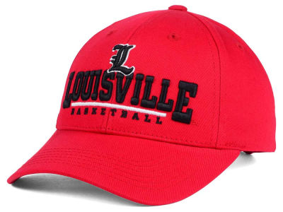Louisville Cardinals Top of the World NCAA Ville Teamwork Cap