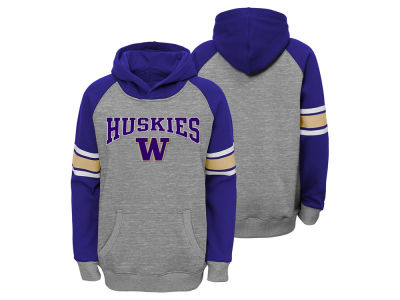 Washington Huskies NCAA Youth Robust Hoodie
