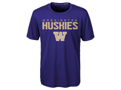Washington Huskies Outerstuff NCAA Men's 4-7 Involution T-Shirt