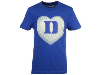 Duke Blue Devils Outerstuff NCAA Youth Girls Watercolors T-Shirt