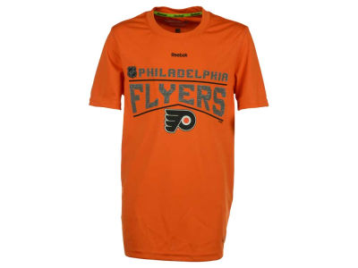 Philadelphia Flyers adidas NHL Youth TNT Freeze Reflect T-Shirt