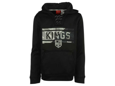 Los Angeles Kings adidas NHL Youth Hockey Hoodie