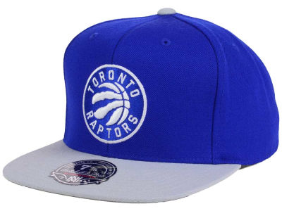 Toronto Raptors Mitchell and Ness NBA Throwback Fitted Cap