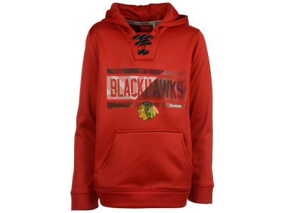 Chicago Blackhawks adidas NHL Kids Hockey Hoodie