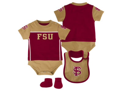 Florida State Seminoles NCAA Newborn Lil Jersey Set