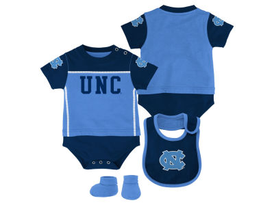 North Carolina Tar Heels NCAA Newborn Lil Jersey Set