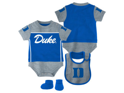 Duke Blue Devils NCAA Newborn Lil Jersey Set