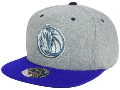 Dallas Mavericks Mitchell and Ness NBA Greyton Fitted Cap