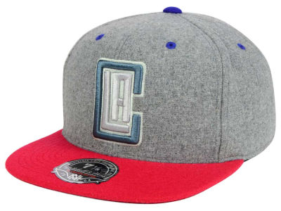 Los Angeles Clippers Mitchell & Ness NBA Greyton Fitted Cap