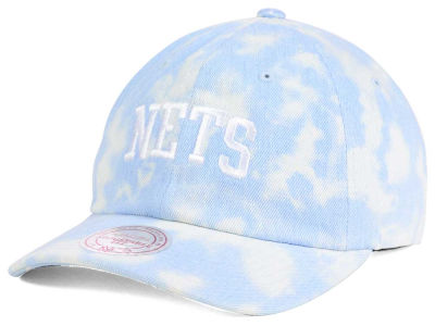 Brooklyn Nets Mitchell and Ness NBA Light Arch Dad Hat