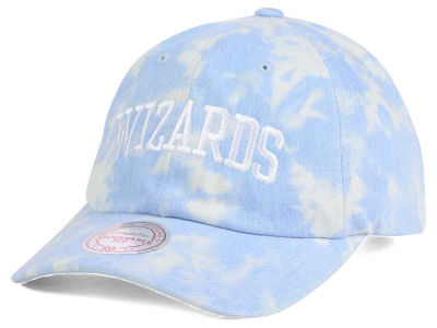 Washington Wizards Mitchell and Ness NBA Light Arch Dad Hat