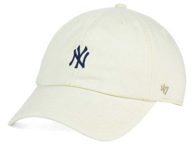 New York Yankees '47 MLB Base Runner Natural '47 CLEAN UP Cap