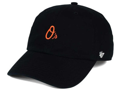 Baltimore Orioles '47 MLB Base Runner '47 CLEAN UP Cap