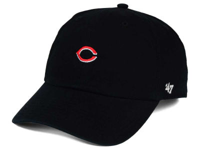 Cincinnati Reds '47 MLB Base Runner '47 CLEAN UP Cap