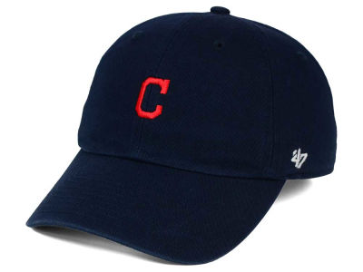 Cleveland Indians '47 MLB Base Runner '47 CLEAN UP Cap