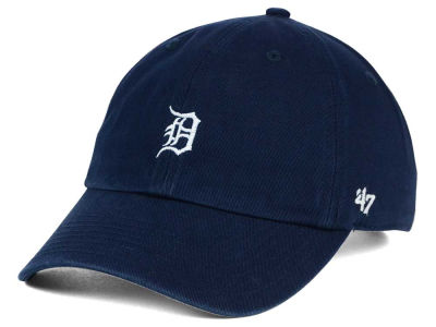Detroit Tigers '47 MLB Base Runner '47 CLEAN UP Cap