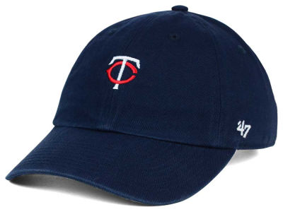 Minnesota Twins '47 MLB Base Runner '47 CLEAN UP Cap