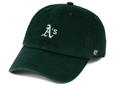 Oakland Athletics '47 MLB Base Runner '47 CLEAN UP Cap