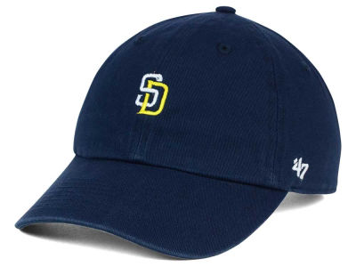 San Diego Padres '47 MLB Base Runner '47 CLEAN UP Cap