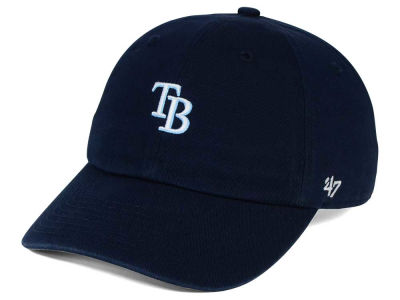 Tampa Bay Rays '47 MLB Base Runner '47 CLEAN UP Cap