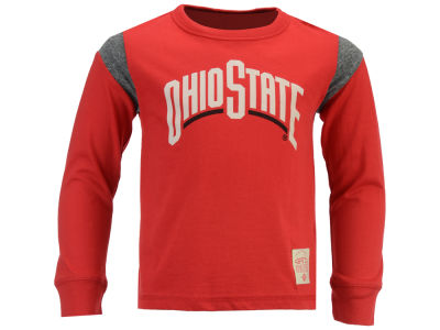 Ohio State Buckeyes NCAA Toddler Frank Long Sleeve T-Shirt