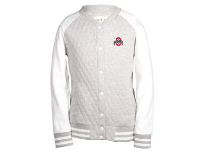 Ohio State Buckeyes NCAA Youth Girls Hope Raglan Jacket