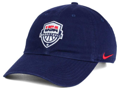 Nike USA 2016 Basketball Campus Cap