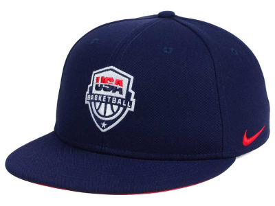 Nike Kids USA 2016 Basketball Core True Snapback Cap