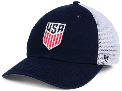 USA '47 Crest Blue Hill '47 CLOSER Cap