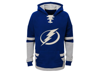 Tampa Bay Lightning adidas NHL Youth CCM Vintage Hoodie