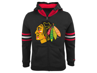 Chicago Blackhawks adidas NHL Youth Goalie Hoodie