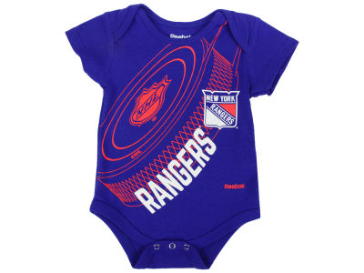 New York Rangers adidas NHL Newborn Fan-Atic Creeper 2015