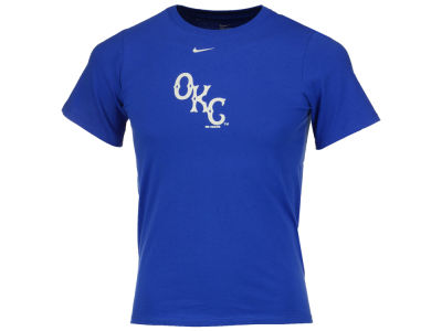Oklahoma City Dodgers LTS MiLB Youth All Purpose T-Shirt