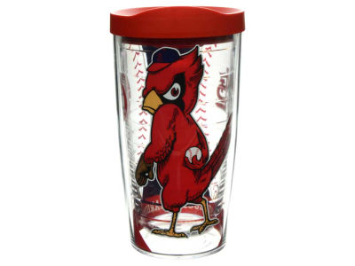St. Louis Cardinals 16oz. Colossal Wrap Tumbler with Lid