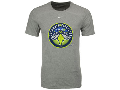 Columbia Fireflies LTS MiLB All Purpose Wordmark T-Shirt