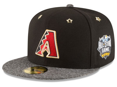 Arizona Diamondbacks New Era 2016 MLB All Star Game Patch 59FIFTY Cap