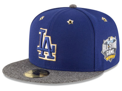Los Angeles Dodgers New Era 2016 MLB All Star Game Patch 59FIFTY Cap