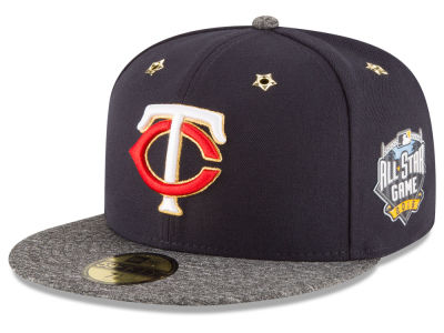 Minnesota Twins New Era 2016 MLB All Star Game Patch 59FIFTY Cap