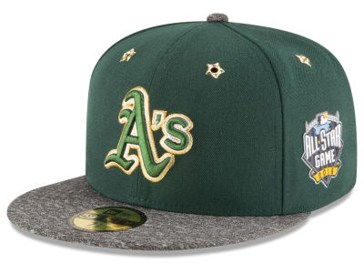 Oakland Athletics New Era 2016 MLB All Star Game Patch 59FIFTY Cap