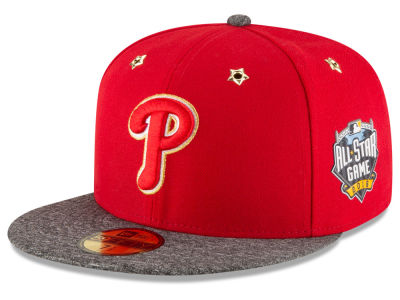 Philadelphia Phillies New Era 2016 MLB All Star Game Patch 59FIFTY Cap