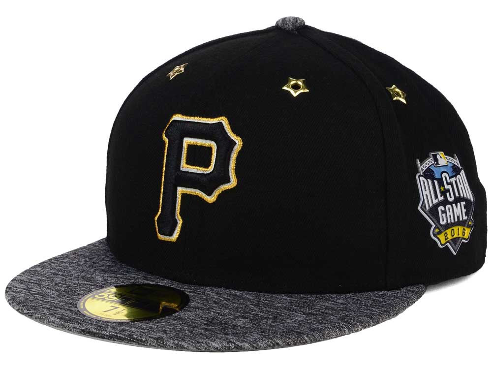 2ae96308fab ... promo code for pittsburgh pirates new era 2016 mlb all star game patch  59fifty cap 28d6c