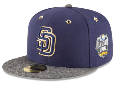 San Diego Padres New Era 2016 MLB All Star Game Patch 59FIFTY Cap