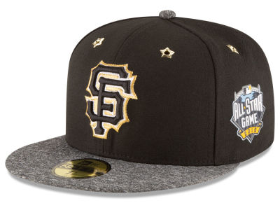 San Francisco Giants New Era 2016 MLB All Star Game Patch 59FIFTY Cap