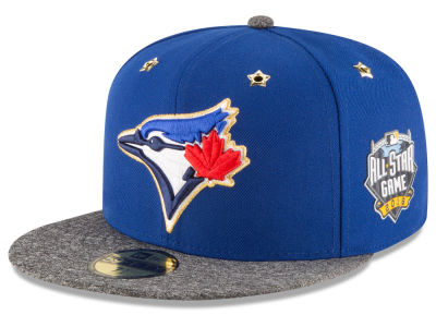 Toronto Blue Jays New Era 2016 MLB All Star Game Patch 59FIFTY Cap