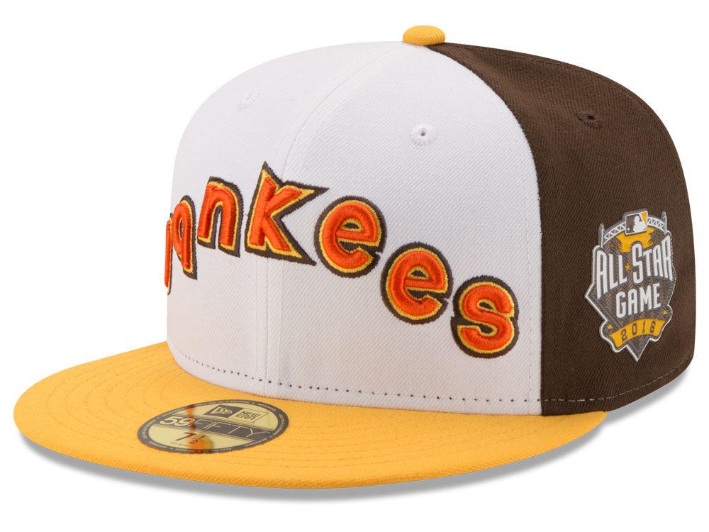 4dec103e7cb New York Yankees New Era 2016 MLB Home Run Derby Patch 59FIFTY Cap ...