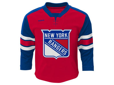 New York Rangers adidas NHL Toddler MVP Pant Set