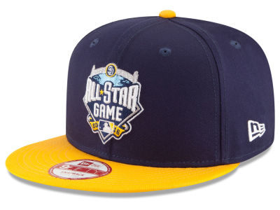 New Era 2016 MLB All Star Game 2 Tone 9FIFTY Snapback Cap