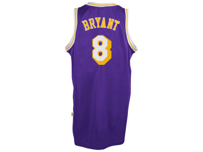 Los Angeles Lakers Kobe Bryant adidas Originals NBA Men's Retired Player Swingman Jersey
