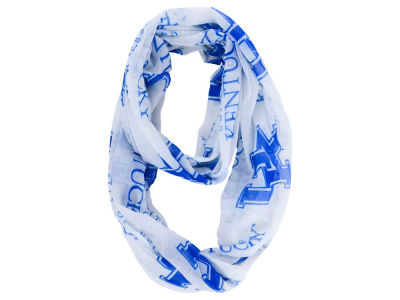 Kentucky Wildcats Sheer Infinity Scarf